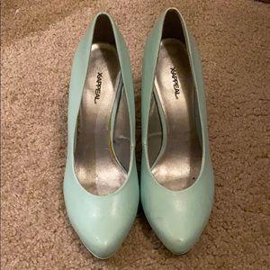 Mint Heels
